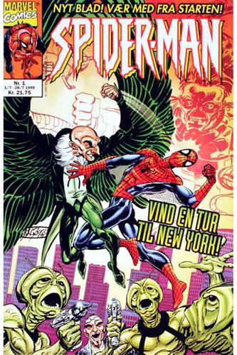 Spiderman 1999 Nr. 1B