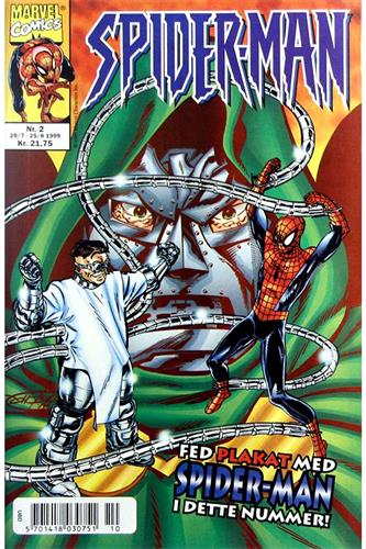 Spiderman 1999 Nr. 2