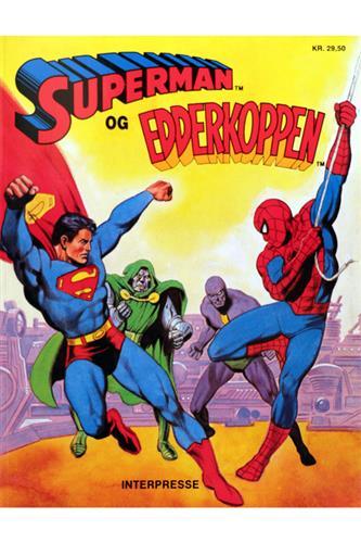 Superman og Edderkoppen 1993