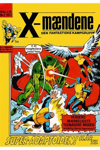 X-Mændene 1973 Nr. 2