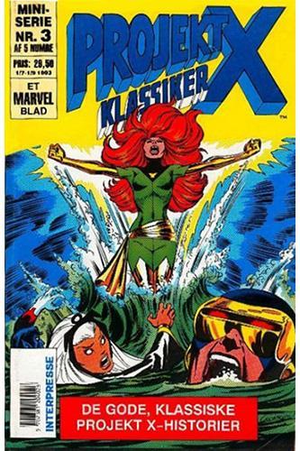 Projekt X Klassiker 1993 Nr. 3