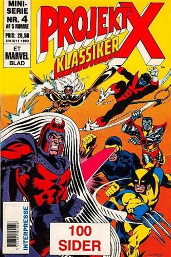 Projekt X Klassiker 1993 Nr. 4