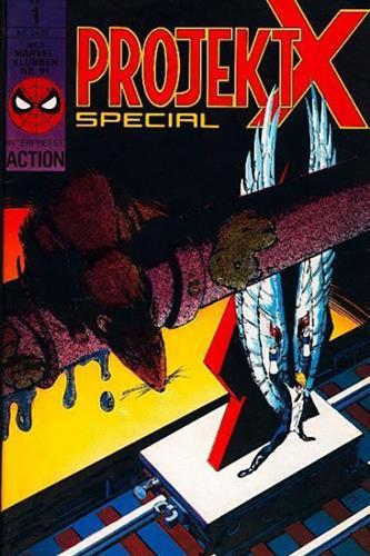 Projekt X Special 1987 Nr. 1