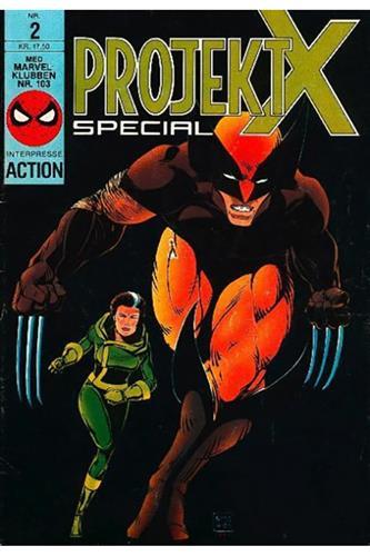 Projekt X Special 1987 Nr. 2