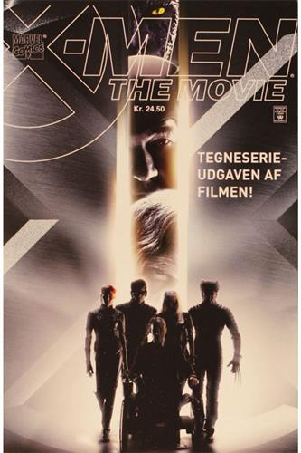 X-Men The Movie 2000
