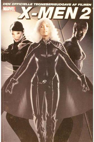 X-Men 2 The Movie 2003