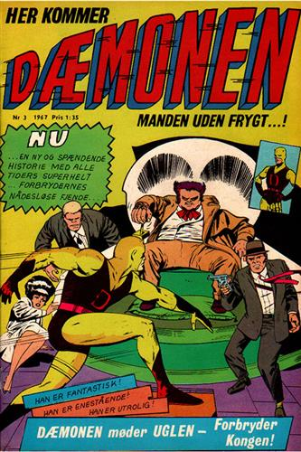 Dæmonen 1967 Nr. 3