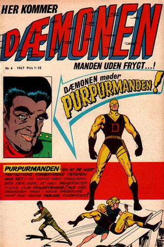 Dæmonen 1967 Nr. 4