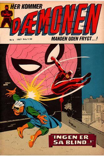 Dæmonen 1967 Nr. 6