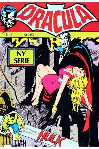 Dracula 1982 Nr. 1