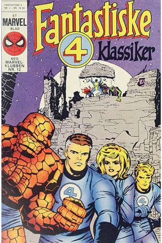 Fantastiske Fire Klassiker 1984 Nr. 1