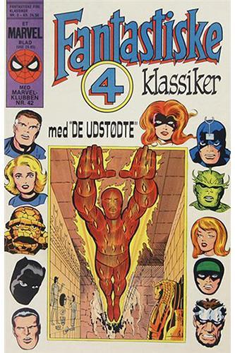 Fantastiske Fire Klassiker 1985 Nr. 3