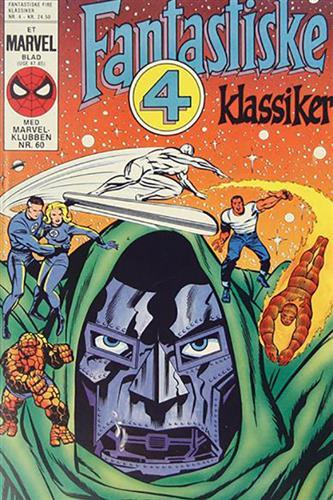 Fantastiske Fire Klassiker 1985 Nr. 4