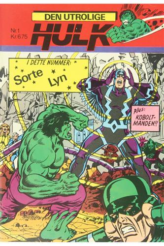 Hulk 1980 Nr. 1