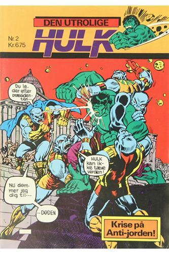 Hulk 1980 Nr. 2