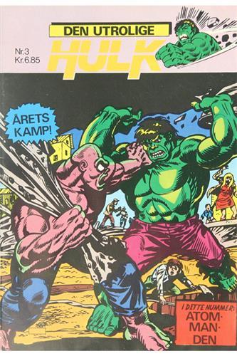 Hulk 1980 Nr. 3