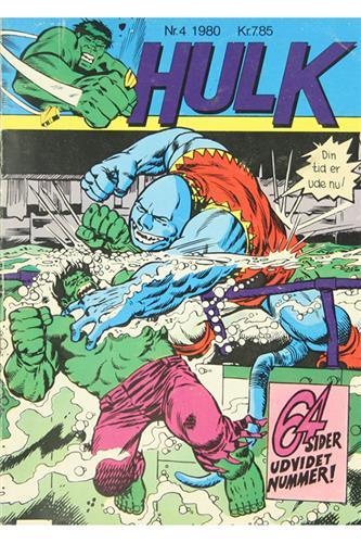 Hulk 1980 Nr. 4