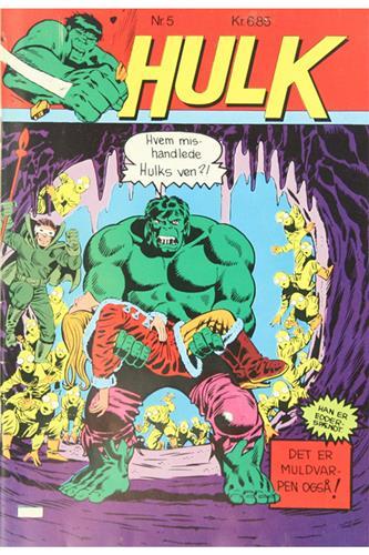 Hulk 1981 Nr. 5