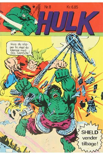 Hulk 1981 Nr. 8