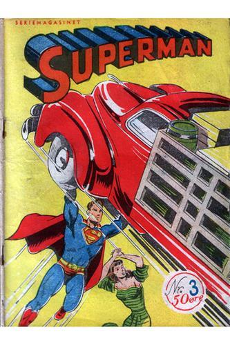 Superman 1951 Nr. 3