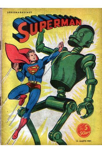 Superman 1951 Nr. 5