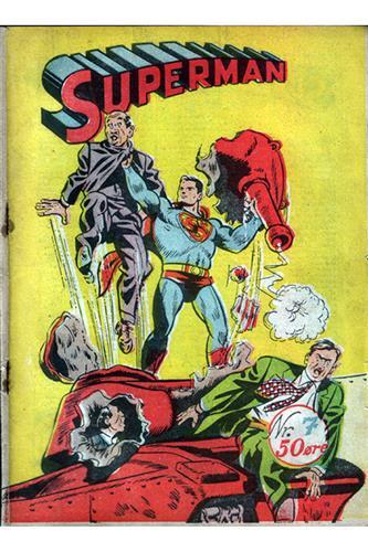 Superman 1951 Nr. 7