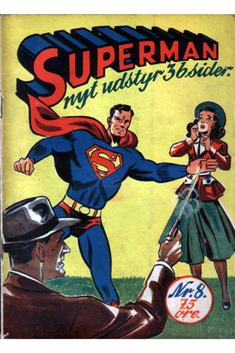 Superman 1951 Nr. 8