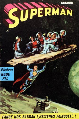Superman 1966 Nr. 2