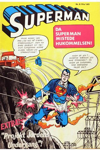 Superman 1966 Nr. 8