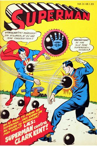 Superman 1968 Nr. 26