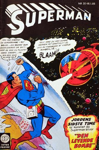 Superman 1968 Nr. 30