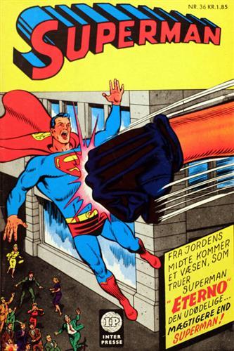 Superman 1968 Nr. 36