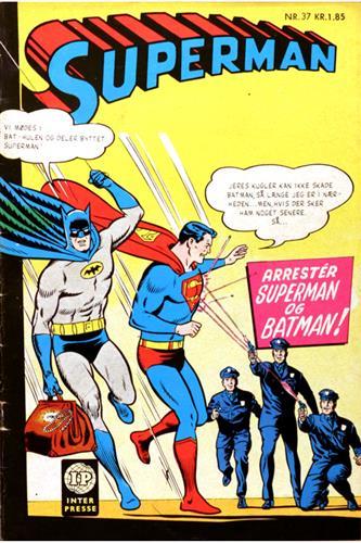 Superman 1968 Nr. 37