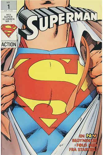 Superman 1987 Nr. 1