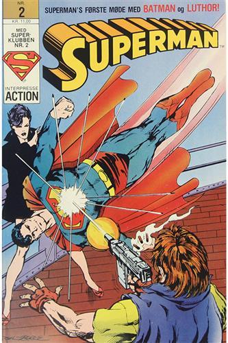 Superman 1987 Nr. 2