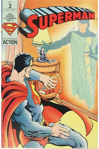 Superman 1987 Nr. 3
