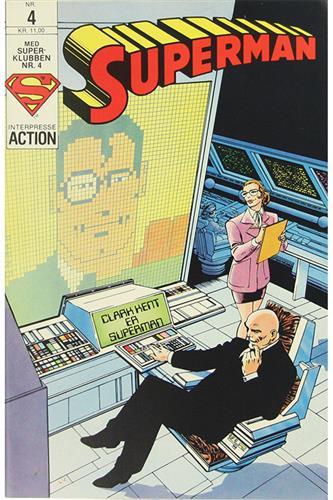 Superman 1987 Nr. 4