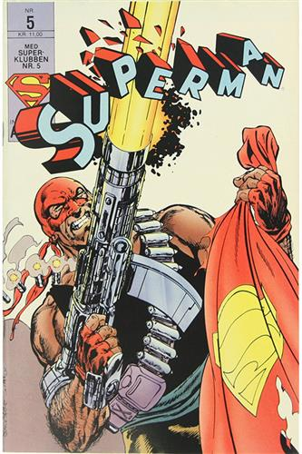 Superman 1987 Nr. 5
