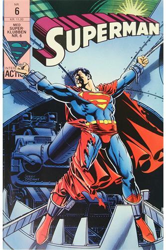Superman 1987 Nr. 6