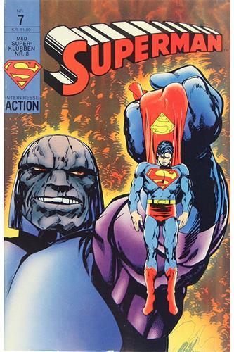 Superman 1987 Nr. 7