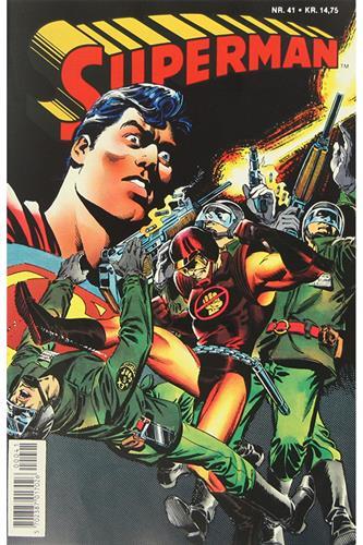 Superman 1990 Nr. 41
