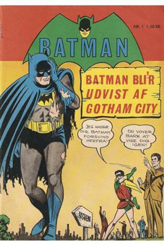 Batman 1965 Nr. 1