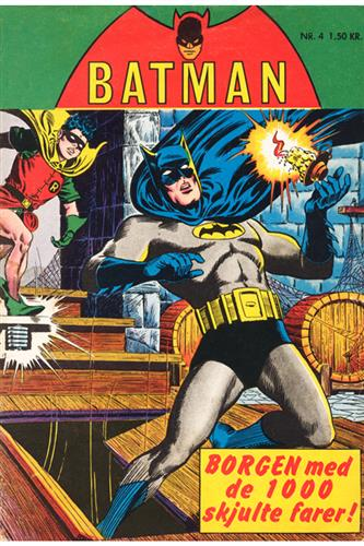 Batman 1966 Nr. 4