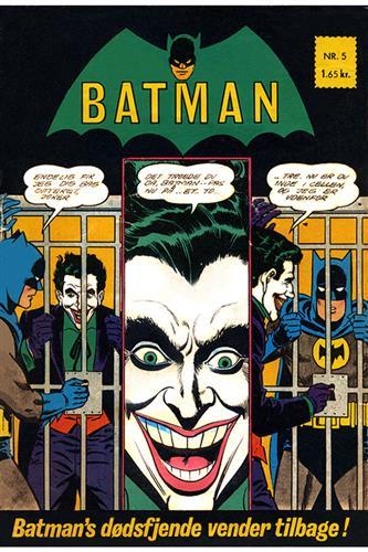 Batman 1966 Nr. 5