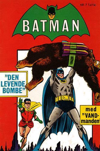 Batman 1966 Nr. 7
