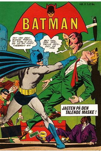 Batman 1966 Nr. 8