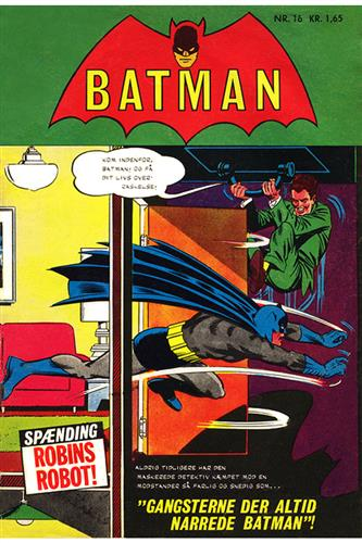 Batman 1967 Nr. 16