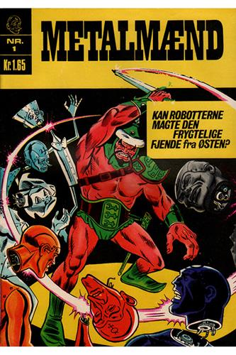 Metalmænd 1968 Nr. 1