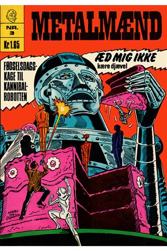 Metalmænd 1968 Nr. 3