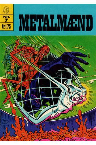 Metalmænd 1968 Nr. 7